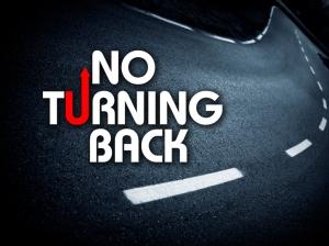 No Turning Back (title)